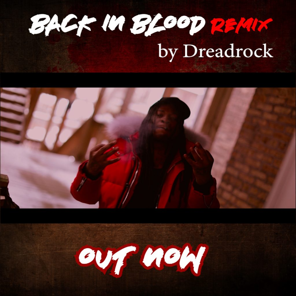 Dreadrock - back in blood
